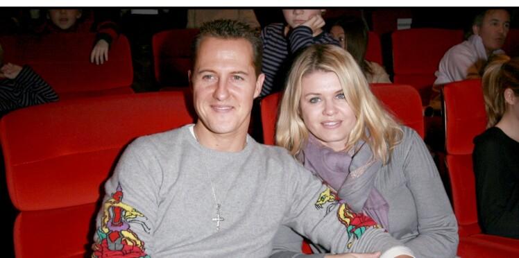 Michael Schumacher : sa femme, Corinna, victime d'un maître chanteur menaçant de s'en prendre à leur fils