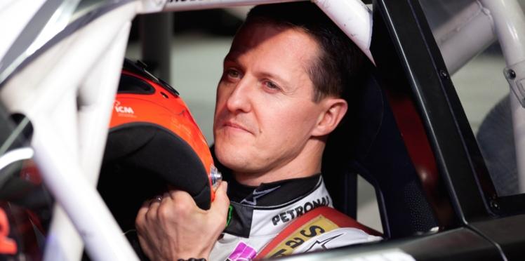 """Michael Schumacher : il y a """"de l'espoir"""" pour le pilote"""