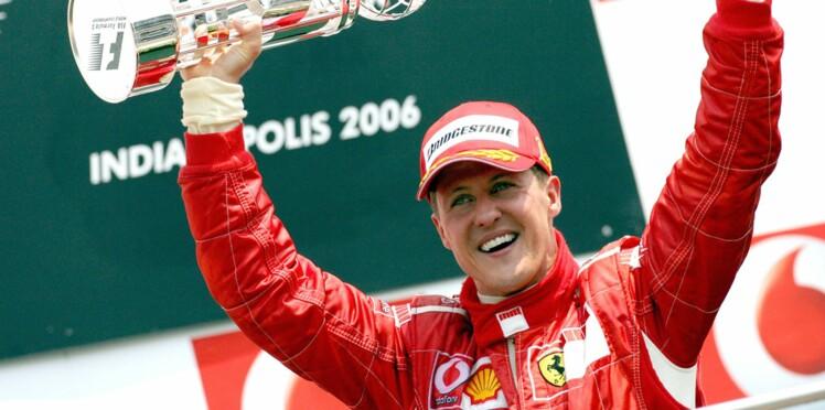 Michael Schumacher sort enfin de l'hôpital pour rentrer chez lui