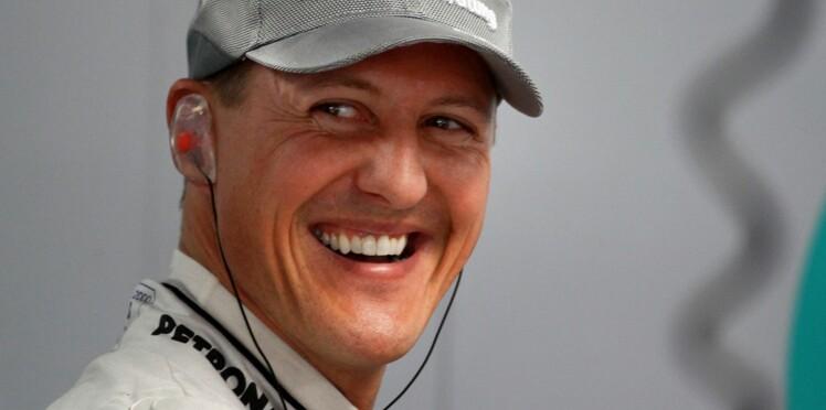 Michael Schumacher : bientôt de retour chez lui