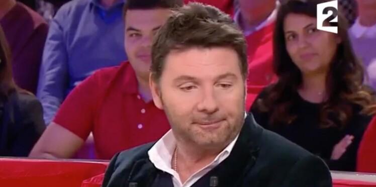 Malaise sur le plateau de Drucker : Philippe Lellouche a déjà oublié son ex, Vanessa Demouy