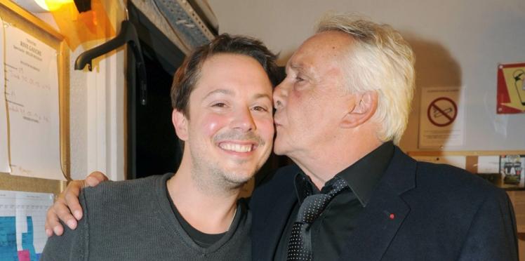"""Michel Sardou inquiet pour son fils, Davy Sardou, qui """"en bave"""""""