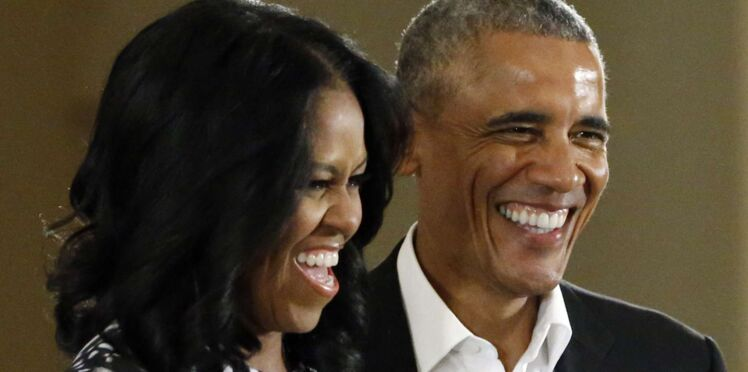 Photos - Michelle et Barack Obama : la dolce vita en amoureux