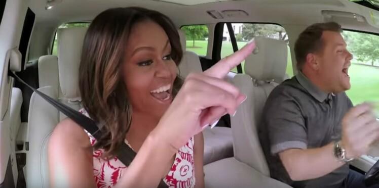Vidéo : Michelle Obama se déchaîne au rythme de Beyoncé