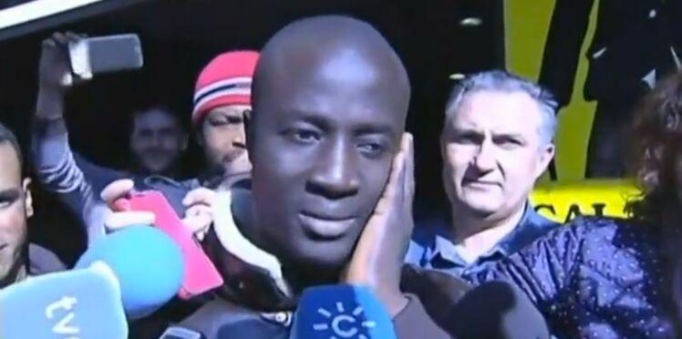 Miracle de Noël pour un migrant sénégalais !