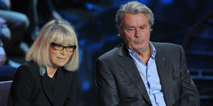 Mireille Darc : comment a-t-elle pardonné les tromperies d'Alain Delon