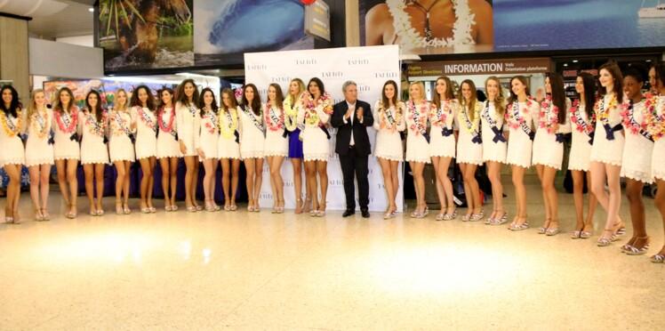 Miss France 2016: suite et fin de leur périple à Tahiti