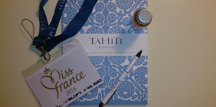 Notre journaliste aux côtés des Miss 2016 à Tahiti, jour 3