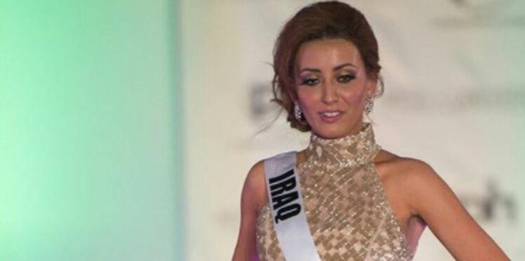 La famille de Miss Irak menacée de mort pour son fameux selfie avec Miss Israël