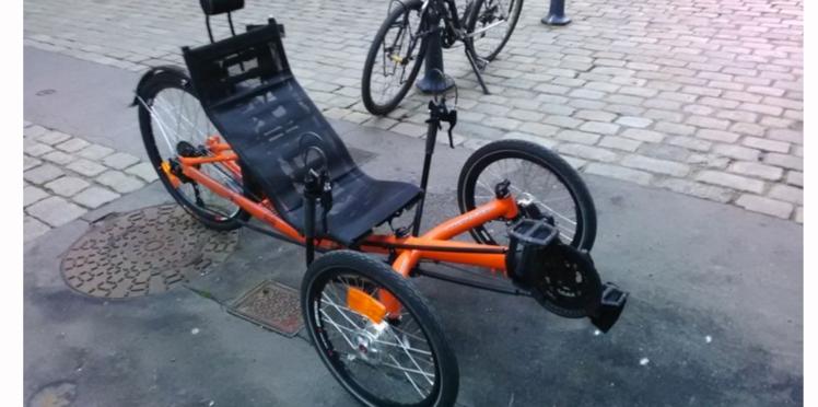 Un handicapé se fait voler son vélo, les réseaux sociaux se mobilisent