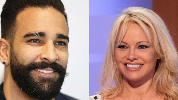 Mondial 2018 : la tendre attention d'Adil Rami pour Pamela Anderson