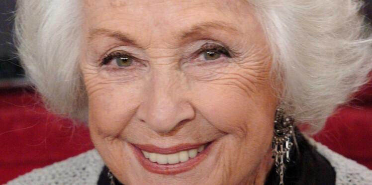 Mort de Danielle Darrieux à l'âge de 100 ans