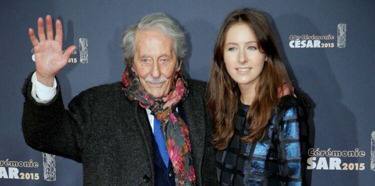 Photos - Mort de Jean Rochefort : le magnifique hommage de sa fille Clémence
