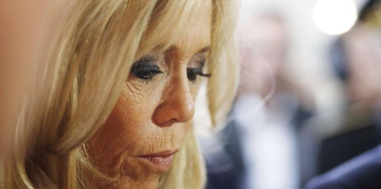 Mort de Johnny Hallyday : Brigitte Macron auprès de la famille du chanteur à Marnes-la-Coquette