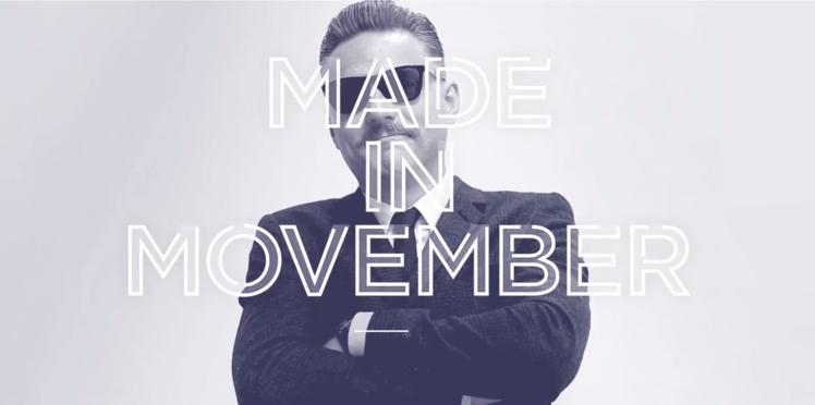 Movember : les hommes se laissent pousser la moustache pour la bonne cause