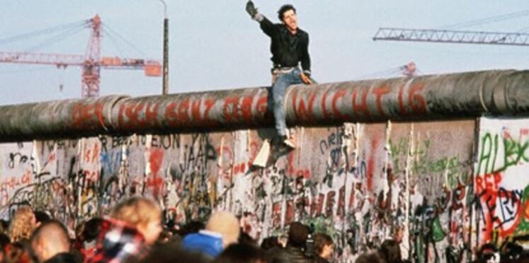 Mur de Berlin : la chute 20 ans après…