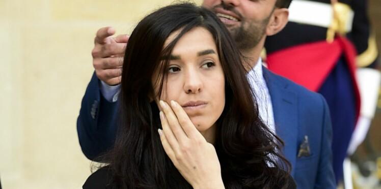"""Le témoignage de Nadia Murad, ancienne esclave sexuelle de Daesh : """"la main qui vous touche, c'est la même qui a tué votre famille"""""""