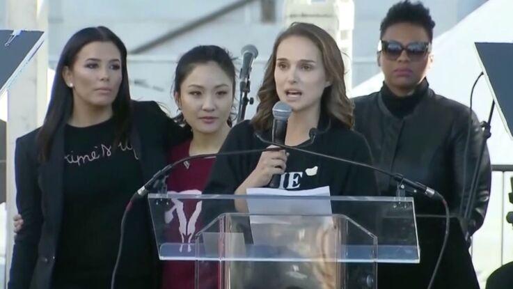 """Natalie Portman se livre dans un discours poignant : """"À 13 ans, ma première lettre de fan était un viol fantasmé"""""""