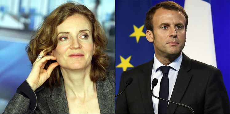 Vidéo : Nathalie Kosciusko-Morizet se moque d'Emmanuel Macron sur Twitter