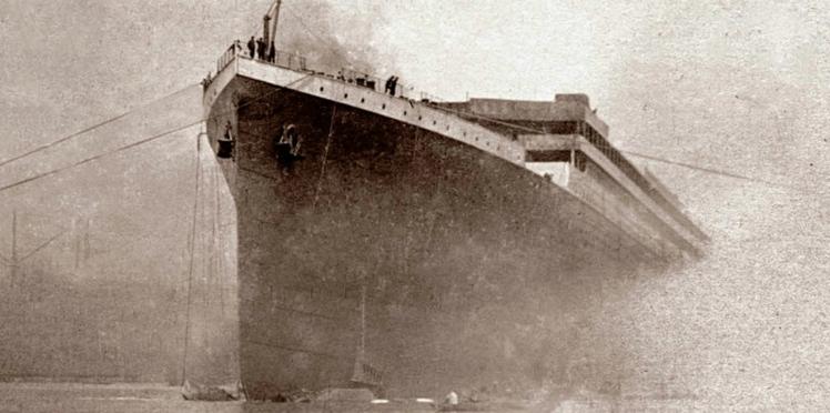 vidéo: et si l'iceberg n'était pas seul en cause dans le naufrage du Titanic?