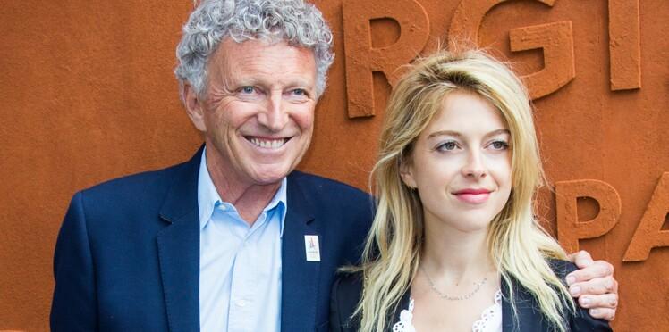 Photos : Nelson Monfort a marié sa fille, Isaure
