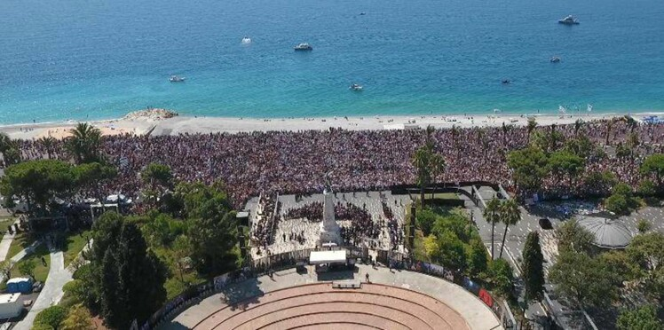 Attentat de Nice : l'homme mort en sauvant sa femme enceinte n'a jamais existé