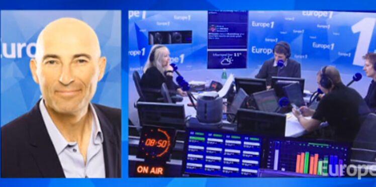 """L'émouvante chronique de Nicolas Canteloup : """"dans kalachs, il y a lâche"""""""