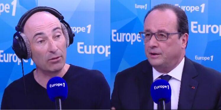 Quand Nicolas Canteloup taquine François Hollande en direct, voilà le résultat