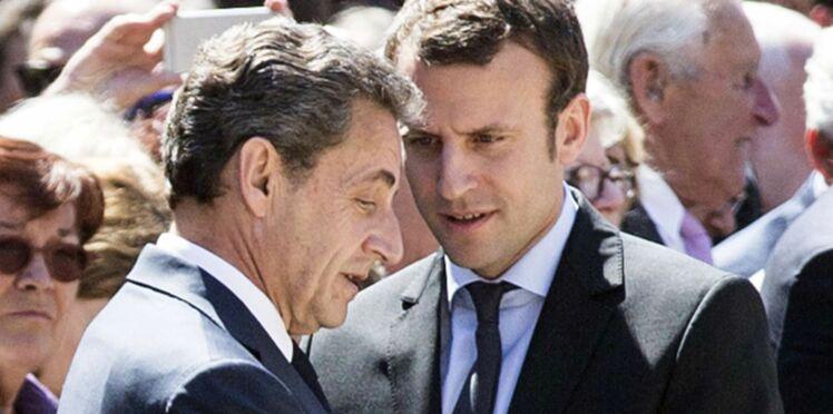 Le couple Sarkozy invité à dîner par les Macron à l'Elysée