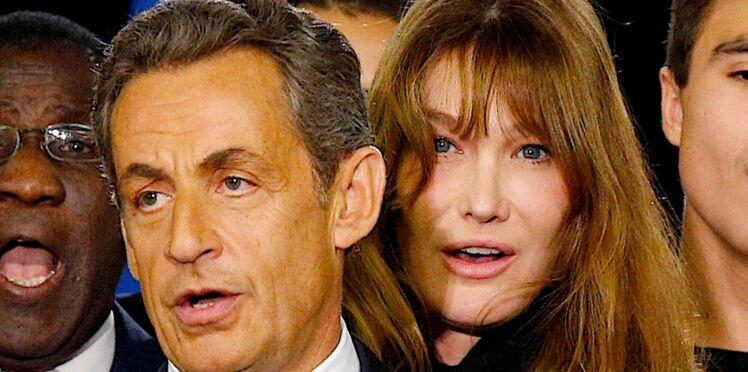 Vidéo - Nicolas Sarkozy, au premier rang, se déhanche sur une chanson de Carla Bruni