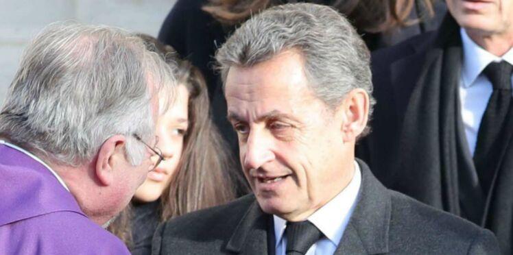Photos - Nicolas Sarkozy rend un tendre hommage à sa mère Andrée, tout juste décédée