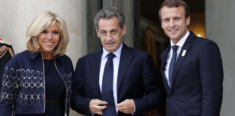 """Nicolas Sarkozy révèle ce qu'il pense de Brigitte Macron et combien il la trouve """"super"""""""