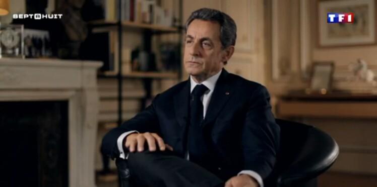 A l'égard de Carla, François Hollande mal élevé, estime Nicolas Sarkozy