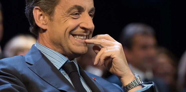 """La mystérieuse histoire du tatouage de Nicolas Sarkozy """"caché sous sa Rolex"""""""