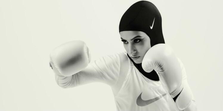 Nike lance le tout premier hijab conçu pour les athlètes musulmanes