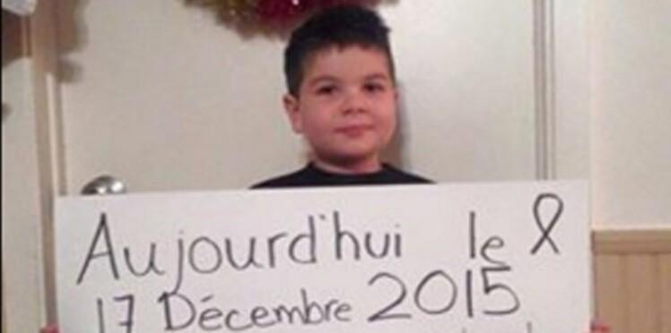 À quelques jours de Noël, Nathan, 6 ans, gagne son combat contre la leucémie