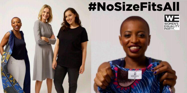 #NoSizeFitsAll : une nouvelle campagne contre les diktats de la mode