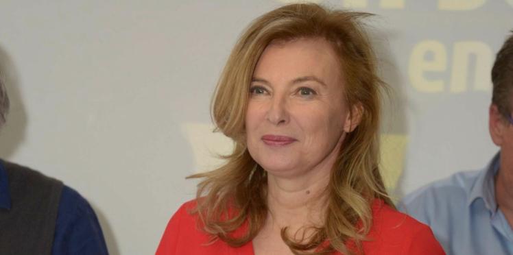 Quel est le sujet du nouveau livre de Valérie Trierweiler ?