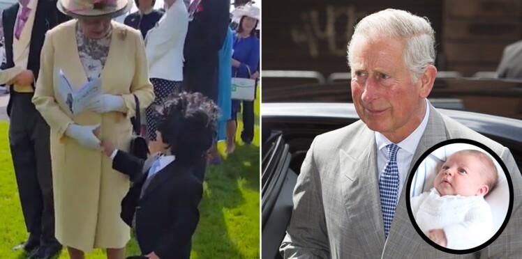 Pour saluer la reine, il gifle une petite-fille... et autres nouvelles de la famille royale