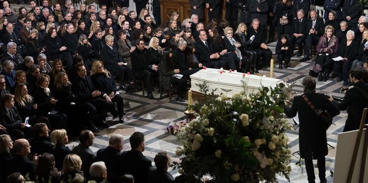Obsèques de Johnny Hallyday : comment des personnalités ont tout fait pour obtenir une invitation