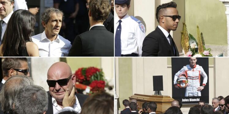 Photos : les obsèques de Jules Bianchi, l'hommage poignant de sa famille