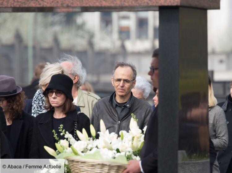 Photos Obsèques De Véronique Colucci Jean Jacques