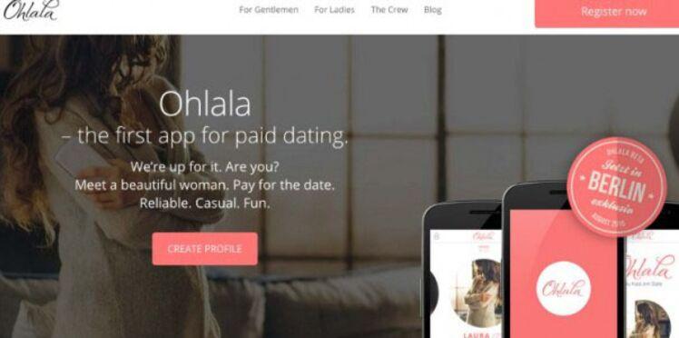 """""""Ohlala"""", le Uber de la prostitution"""