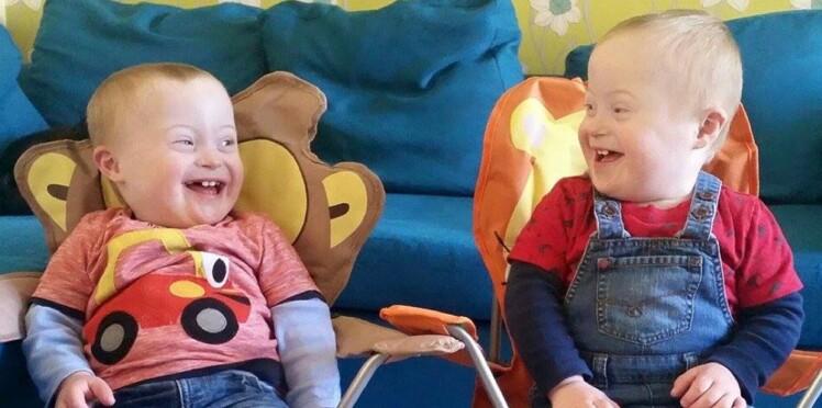 Ollie et Cameron, les adorables jumeaux star qui nous font craquer