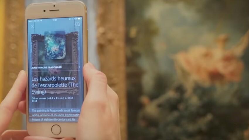 On a testé : Smartify, le Shazam de l'art, pour identifier un tableau