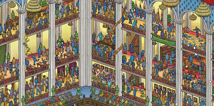 """""""Où est la femme?"""", la nouvelle campagne de l'ONU s'inspire d' """"Où est Charlie"""""""