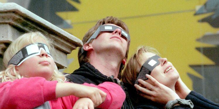 Où trouver des lunettes pour regarder l'éclipse ?