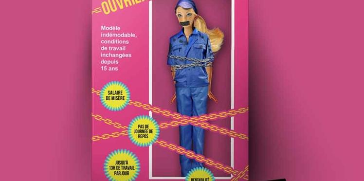 Ouvrières chez Barbie, ce n'est pas un monde de poupées