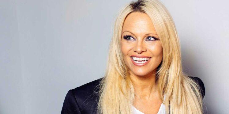 Pamela Anderson fête la fin de sa maladie nue sur Instagram