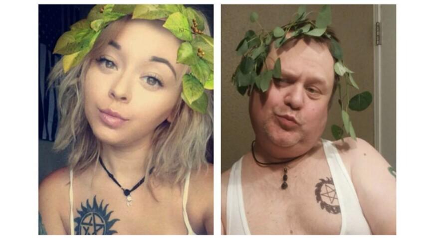 Ce Papa Se Moque Des Selfies De Sa Fille Et C Est Tres Drole Femme Actuelle Le Mag